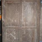 6 panel oak door