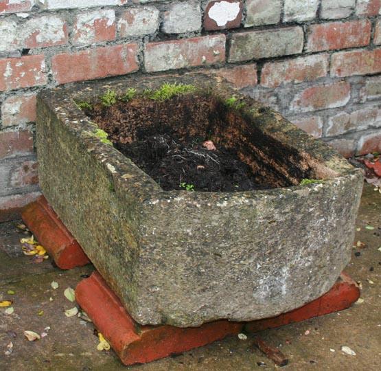 Cotswold pump trough