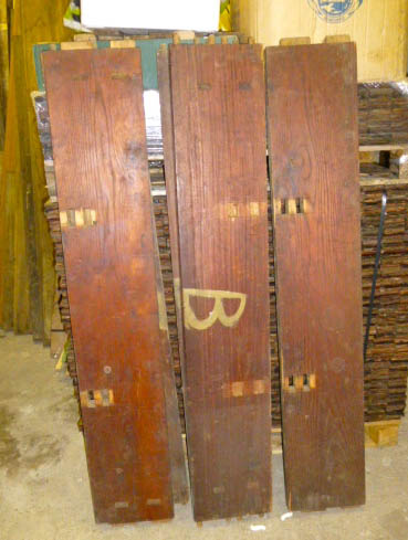 Snooker table parts
