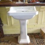 Classic Art Deco Basin