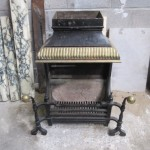 Large Late Victorian Good Quality Cast Iron